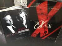 Two x files books