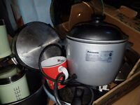 Kitchen utilities job lot