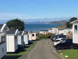 Bargain Static caravan for Sale, Quay West, New Quay