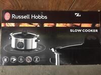 Russel Hobbs slow cooker