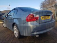 **Bargain** Bmw 318d with low miles in stunning Condition **£3300**