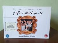 Friends DVD box set complete series 1-10