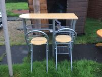 Breakfast Bar, Dining, Table & chairs, Kitchen, Bargain Reduced