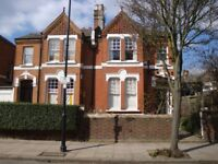 SET OVER 2 FLOORS - A NEWLY PAINTED (three) 3 BED/BEDROOM FLAT - TUFNELL PARK - N19