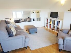 Lovely 2 bed flat in period property on Telford Avenue, Streatham Hill