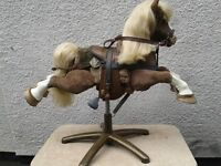 rocking, or play horse