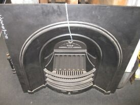 Like New Fire Insert, Lovely Arched Design ONLY £250! Comes Complete