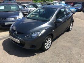 2010/10 Mazda 2 1.3 TS2 3Dr HATCHBACK LOW MILEAGE ++ GREAT SPEC+++ MP3 CONNECTIVITY
