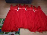 X4 bridesmaid dresses for sale