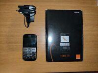 Nokia E5 mobile phone