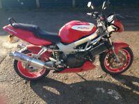 Honda VTR 1000F Firestorm May 1997