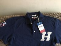 2 Tommy Hilfiger polo tops