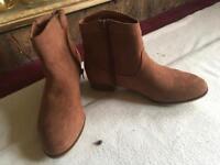 Atmosphere ladies ankle boots
