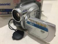 Panasonic VDR-D100 DVD Video Camera