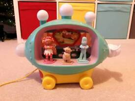 In the Night Garden, Pinky Ponk, musical activity pull along toy