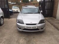 Hyundai Coupe 2.0 SE 3dr 6 MONTHS FREE WARRANTY , BRAND NEW TYRES