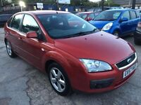 Ford Focus 1.6 Zetec Climate 5dr£2,295 . 1 YEAR FREE WARRANTY. NEW MOT