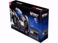 Sapphire Radeon RX 580 8GB GDDR5 Nitro+ Brand New Unopened