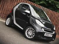 **6 MONTH WARRANTY** SMART FOR TWO 1.0 MHD SOFTOUCH, ONLY 18K MILES, 0£ ROAD TAX