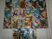Bundle of 21 Crash ZX Spectrum 1985 - 86- 87 Magazines