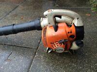 Stihl BG 56 petrol leaf blower