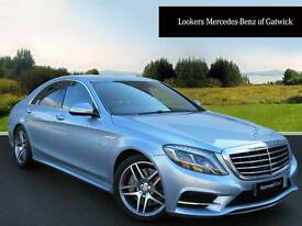 Mercedes-Benz S Class S350 BLUETEC AMG LINE (silver) 2013-09-30