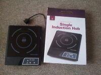 Single Induction Hob