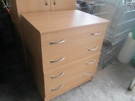 wardrobe and chest of drawers. a bargain and a must for any home.