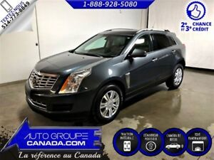 2013 Cadillac SRX SRX LUXURY COLLECTION AWD -- CUIR, TOIT PANO,