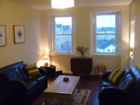 Lovely 2 double bedroom FESTIVAL flat to let on Pleasance, 200m from Pleasance Courtyard