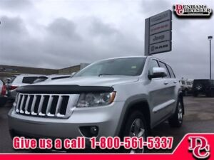 2011 Jeep Grand Cherokee Limited 4D Utility 4WD
