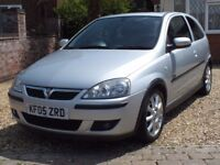2005 Vauxhall Corsa 1.2 SXi, 62,000 Miles, 1 Previous Owner, Full Service History