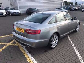 AUDI A6 S-Line Le Mans 2,0 Tdi to negotiate