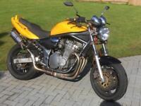 Suzuki bandit 600 2003