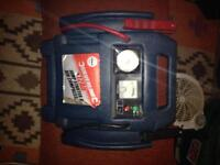 Jump starter and compresser