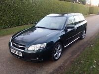 2004 SUBARU LEGACY 3.0 R SPORTS TOURER H6 BOXER PETROL AUTO ESTATE