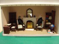 Dolls House (emporium) - study / games room