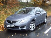 Immaculate 2008 Mazda 6 1.8 TS 5Dr petrol trade in considered, credit cards & € euros accepted.