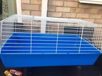 Guinea pig/rabbit cage : £15 O.V.N.O