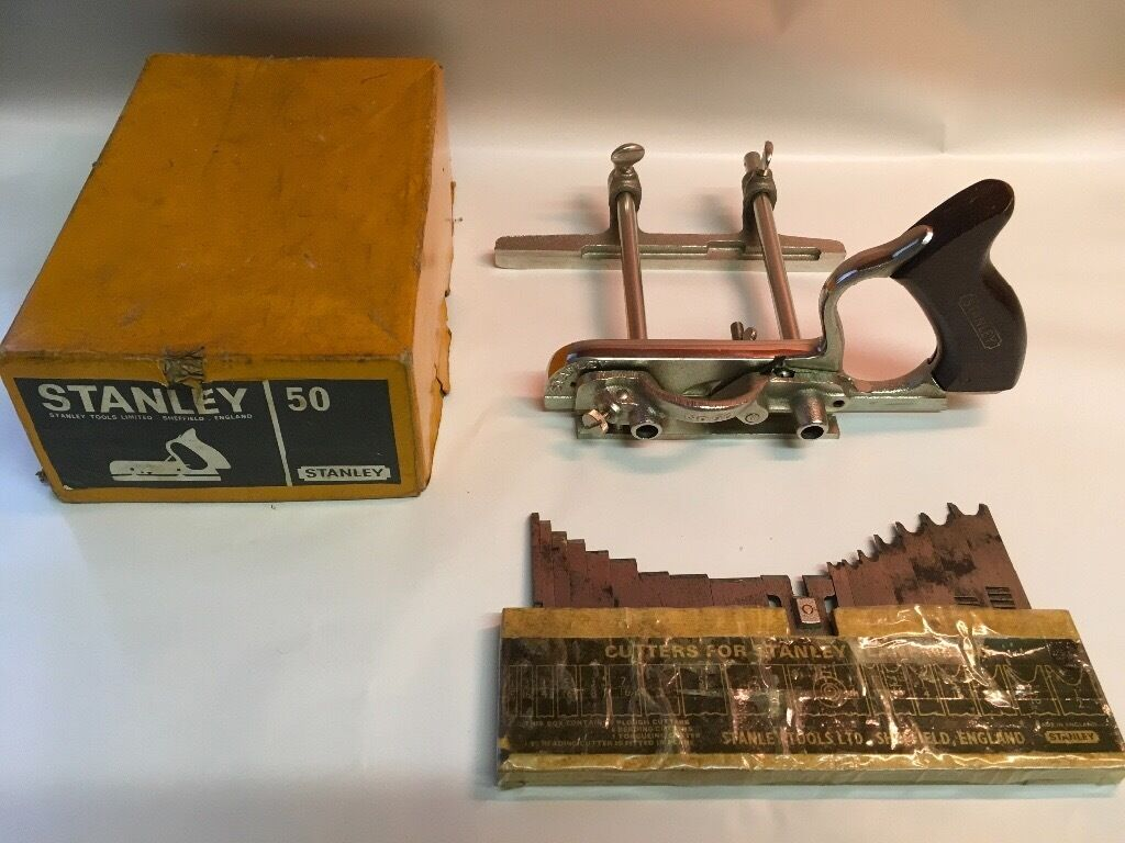 Stanley Combination Plane