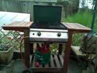 Gas Barbeque large, hardly used