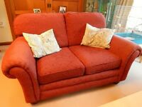 M&S Two seater and three seater sofa set