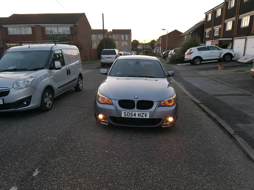 bmw e60 530d m sport in romford london gumtree. Black Bedroom Furniture Sets. Home Design Ideas