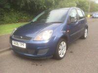 Ford Fiesta 1.4 Style Climate 5dr 1 PREVIOUS OWNER, MOT JULY 17