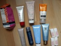 Lancome Estee Lauder Clarins Products Lot Bundle