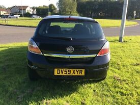 59 plate Vauxhall Astra for sale
