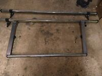 Rhino Delta Roof Bars & Ladder Roller