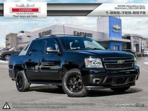 2011 Chevrolet Avalanche 1500 LT Automatic, 4X4 pickup, 8 Cylind