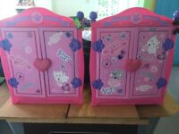 Build a Bear Wardrobes