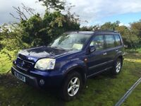 Nissan X-Trail for Parts and Breaking